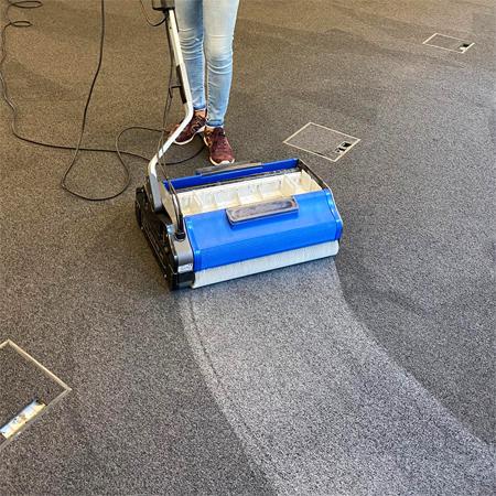 Nettoyage et entretien de tapis & moquettes.